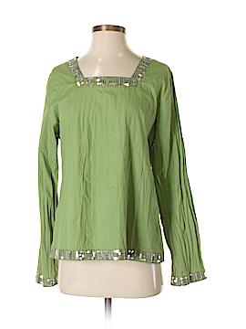 Bhag's Boho Long Sleeve Blouse Size SIZE FREE