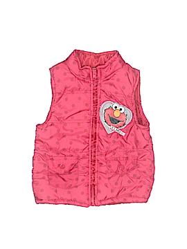 Sesame Street Vest Size 24 mo