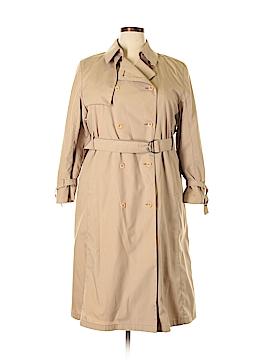 London Fog Trenchcoat Size 14 (Petite)