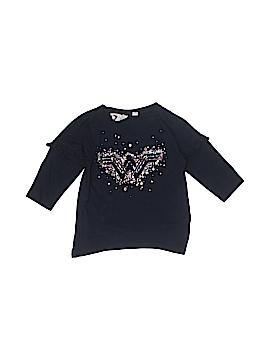 Faded Glory 3/4 Sleeve T-Shirt Size X-Small (Kids)