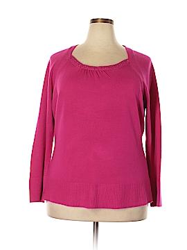 I.e. Pullover Sweater Size 2X (Plus)