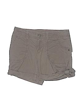 INC International Concepts Khaki Shorts Size 0