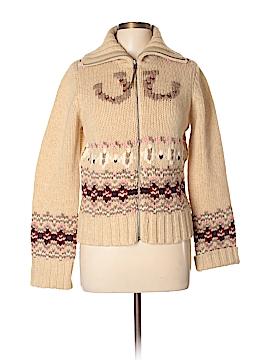 Nautica Wool Cardigan Size L