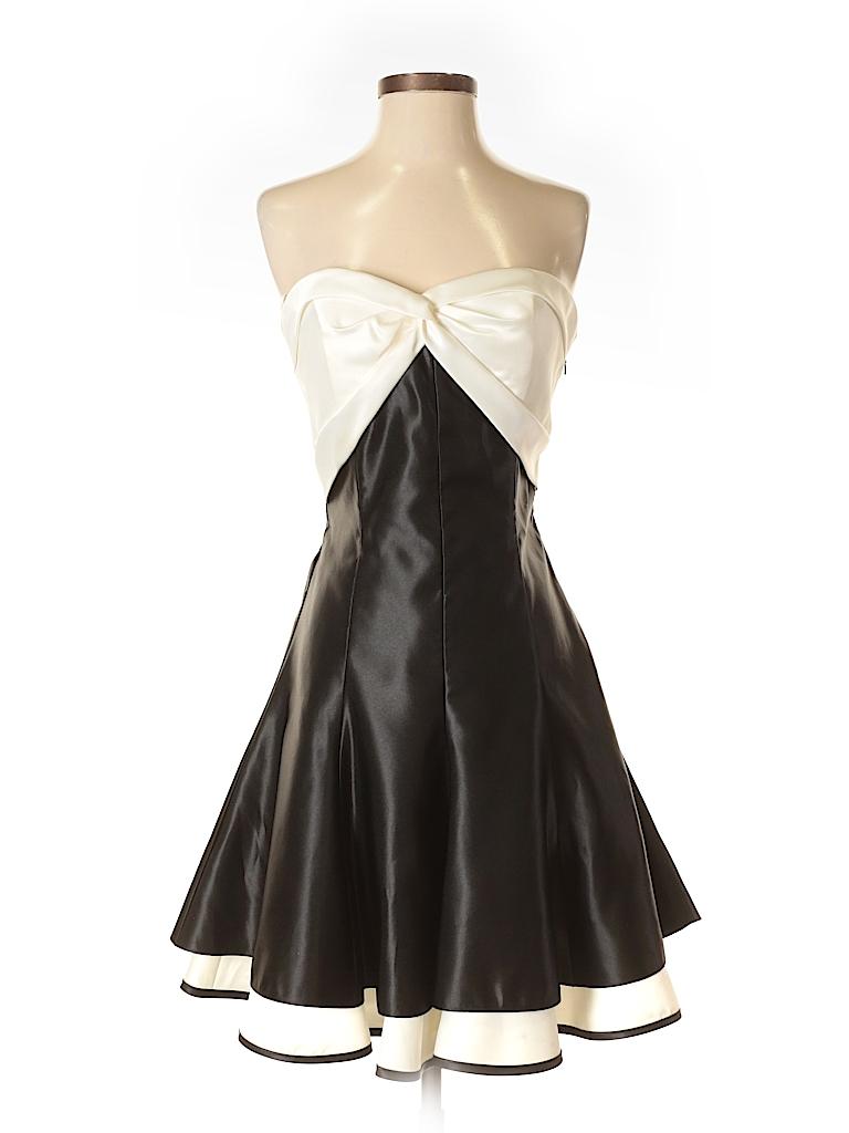 Jessica McClintock for Gunne Sax Women Cocktail Dress Size 7