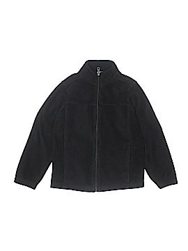 White Sierra Fleece Jacket Size M (Kids)
