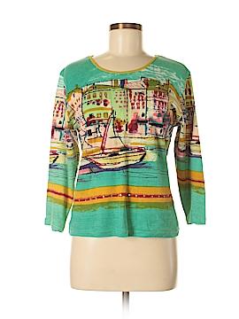 Jane Ashley 3/4 Sleeve T-Shirt Size S