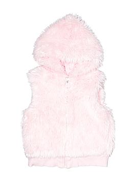 Gymboree Faux Fur Vest Size 8