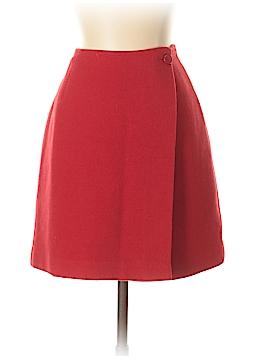 DKNY Jeans Wool Skirt Size 2