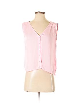 Bella Dahl Sleeveless Blouse Size XS