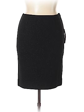 Anne Klein Wool Skirt Size 12 (Petite)