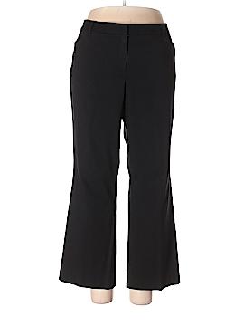 Dalia Collection Dress Pants Size 20 W (Plus)