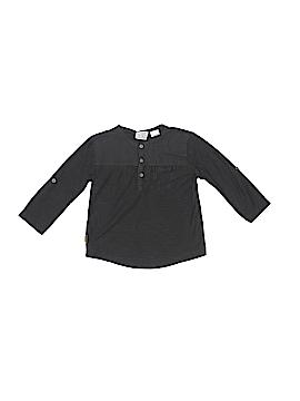 Zara Baby Long Sleeve Henley Size 18/24
