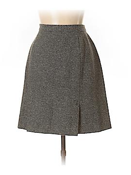 J.jill Wool Skirt Size 12 (Petite)
