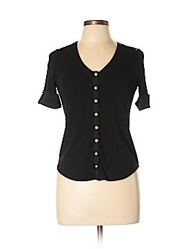 White House Black Market Short Sleeve Blouse Size XS (Petite)