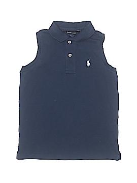 Ralph Lauren Short Sleeve Polo Size M (Kids)