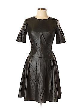 BCBGMAXAZRIA Casual Dress Size 0S (Plus)