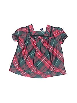 Baby Gap Short Sleeve Blouse Size 18-24 mo