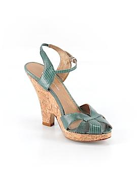 Donna Karan New York Heels Size 8
