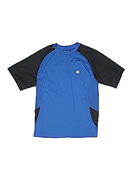 Champion Short Sleeve T-Shirt Size M (Kids)