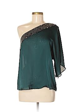 Ark & Co. Short Sleeve Blouse Size M