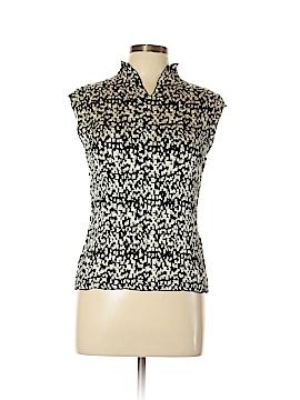 Casual Corner Annex Short Sleeve Blouse Size L