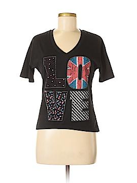 Material Girl Short Sleeve T-Shirt Size XS