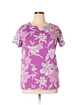 Roaman's Short Sleeve T-Shirt Size 14 (M)