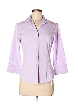 Express Long Sleeve Button-Down Shirt Size 7 - 8
