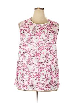 Liz Claiborne Sleeveless Blouse Size 3X (Plus)