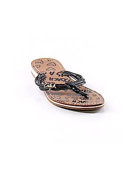 Coach Sandals Size 6 1/2