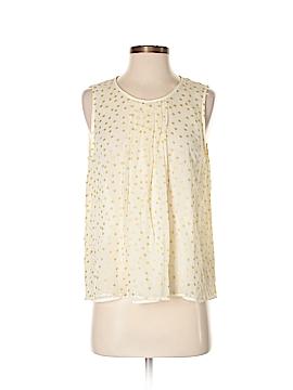 Corey Lynn Calter Sleeveless Silk Top Size S