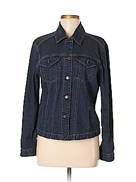 Sigrid Olsen Denim Jacket Size M