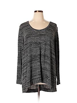 Caslon Long Sleeve Top Size XL