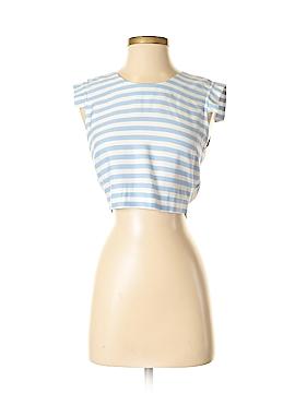 JOA Short Sleeve Blouse Size S