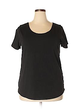 Chelsea & Theodore Short Sleeve T-Shirt Size 2X (Plus)