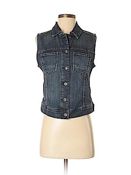 Melrose and Market Denim Vest Size XS