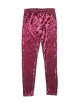 Derek Heart Velour Pants Size 10 - 12