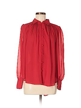 Amaryllis Long Sleeve Blouse Size Med - Lg
