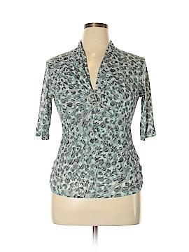 Jones Wear 3/4 Sleeve Top Size XL
