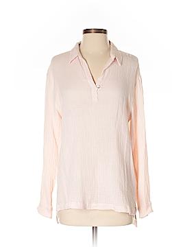 Cynthia Rowley TJX Long Sleeve Blouse Size S