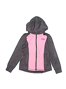 Fila Track Jacket Size 7 - 8