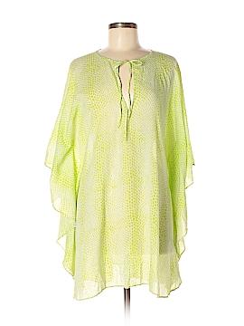 ViX Short Sleeve Blouse Size Med - Lg
