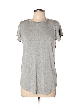 Aqua Short Sleeve T-Shirt Size L