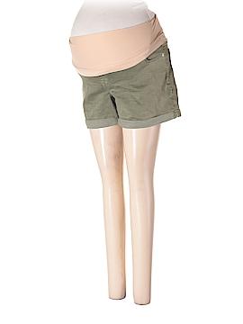 Liz Lange Maternity for Target Denim Shorts Size 3X (Maternity)
