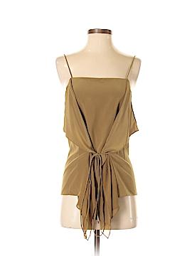 Seed Sleeveless Silk Top Size 8