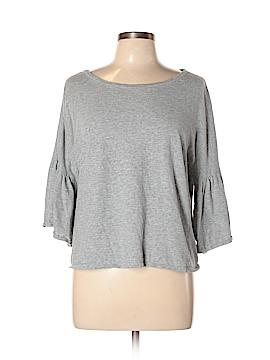 Olivia Sky 3/4 Sleeve Top Size L