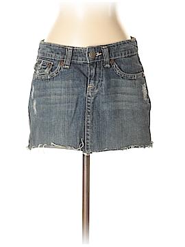 Aeropostale Denim Skirt Size 1 - 2