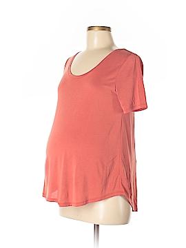 Ann Taylor LOFT Maternity Short Sleeve T-Shirt Size XXS (Maternity)
