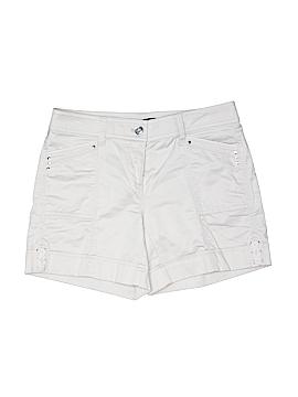 White House Black Market Khaki Shorts Size 0