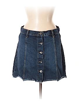 Forever 21 Denim Skirt 28 Waist
